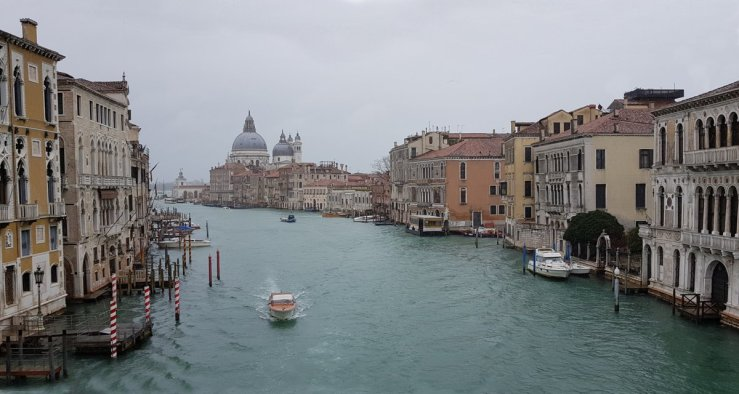 View Grand Canal Venice inspiration for part of Renaissance novel