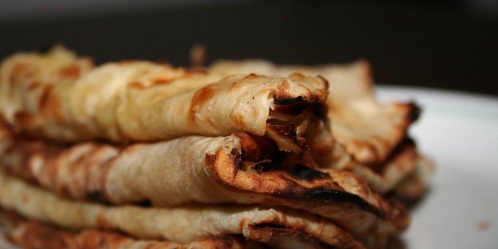 flatbread naan