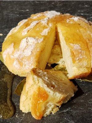 Libum Roman cheesecake